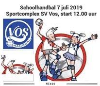 Schoolhandbal 2019